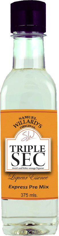 Willards Triple Sec Liqueur