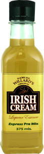 Willards Irish Cream Liqueur