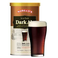 Morgans Dark Ale + FREE Brew Booster