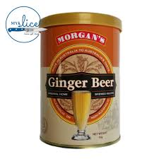 Morgans Ginger Beer + FREE Brew Booster