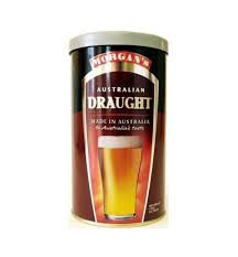 Morgans Australian Draught + FREE Brew Booster