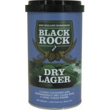 Black Rock Dry Lager