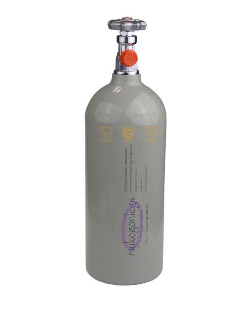 2.3kg CO2 Gas ONLY Exchange