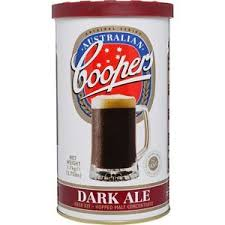 Coopers DarkAle + FREE Brew Booster