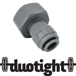 Duotight 8mm fit keg couplers&taps