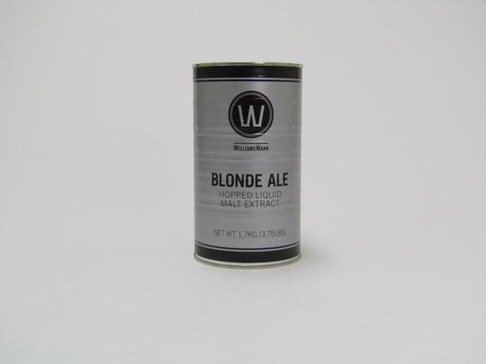 Williams Warn Blonde Ale