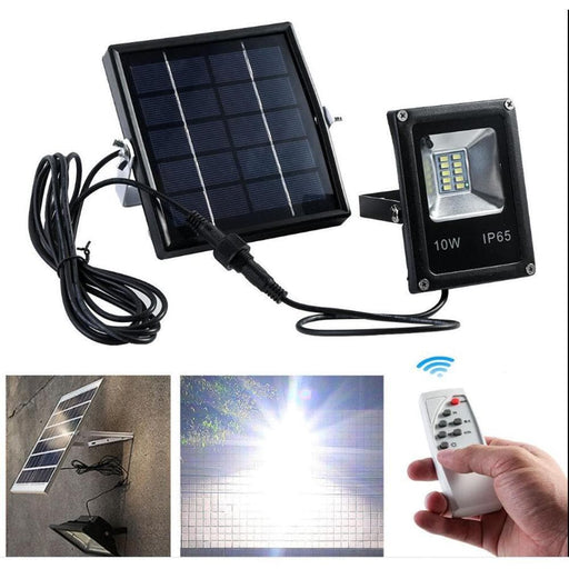Waterproof Solar Powered Flood Light