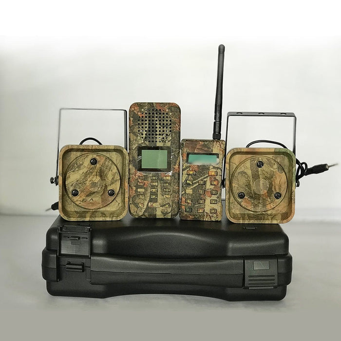 50w Loud Speaker 300m-500m Remote Hunting Bird Caller Hunting Caller Equipment