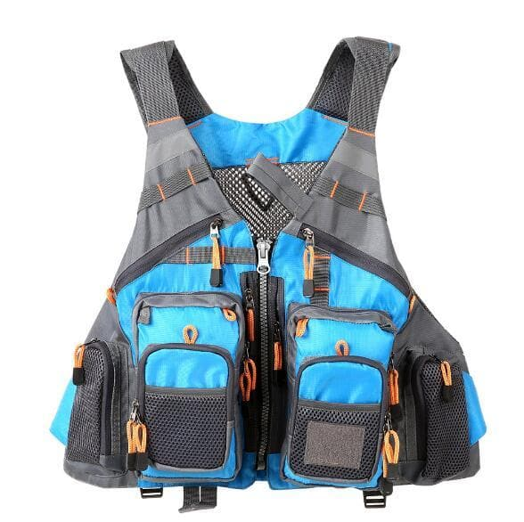 Life Vest Men Breathable Life Jacket