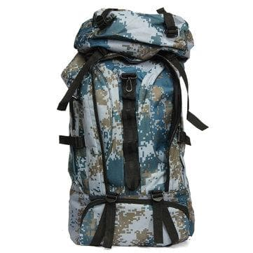 80L Outdoor Tactical Backpack
