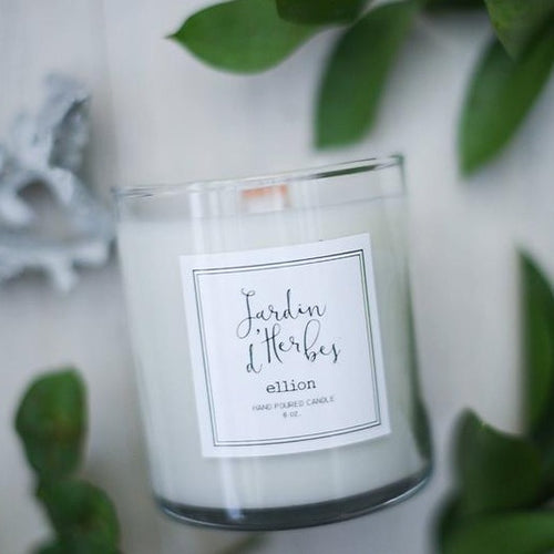 Jardin d'Herbes Candle