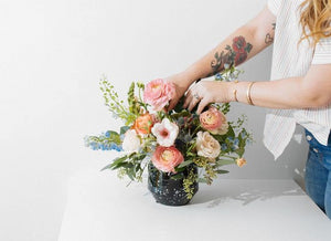1:1 Private Class with Maggie Bailey: Everyday Floral Design