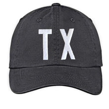 Load image into Gallery viewer, Texas Baseball Cap