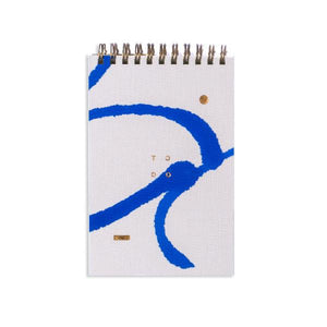Daily Jotter Blue