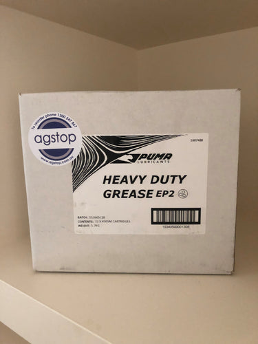 Puma Heavy Duty Grease EP2 (G) 0.45G- CARTON OF 12