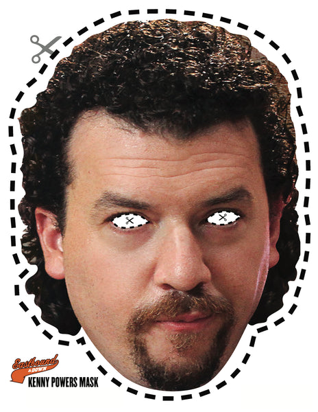 Kenny Powers Mask