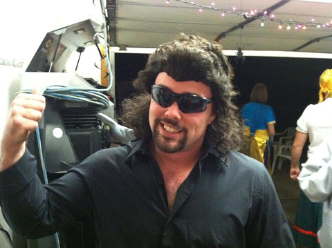 Kenny Powers Wig
