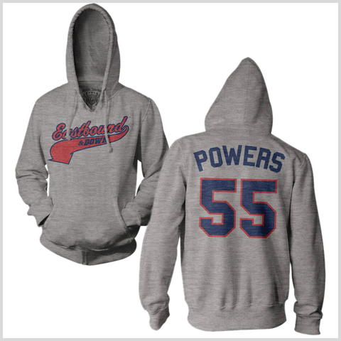 Eastbound & Down Gray Hoody