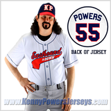 Eastbound & Down Powers Costume