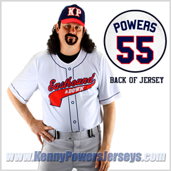 Eastbound & Down Kenny Powers Costume