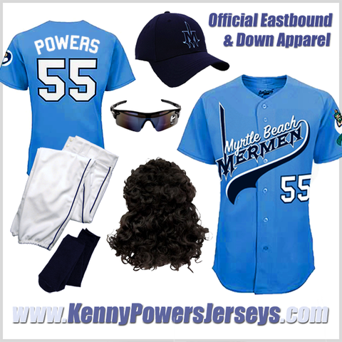 Kenny Powers Mermen Costume