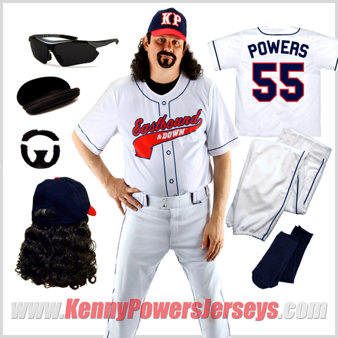 Kenny Powers Halloween Outfit