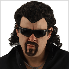 Kenny Powers Wig Shades Goatee