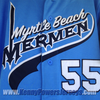 Mermen Button-Down Jersey
