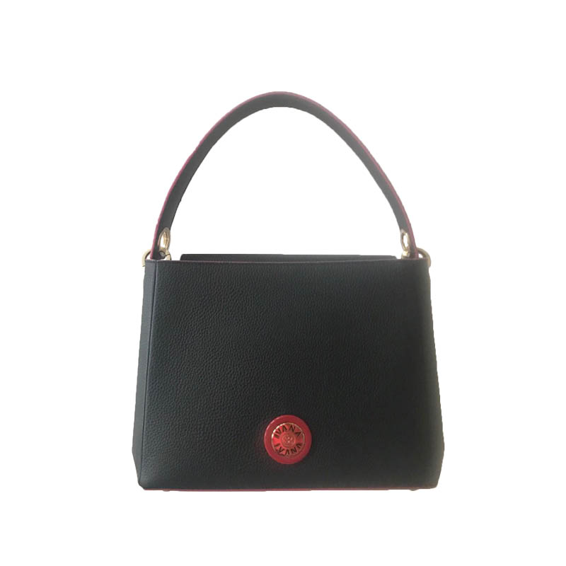 Bag - Mini Me - Black/Rose