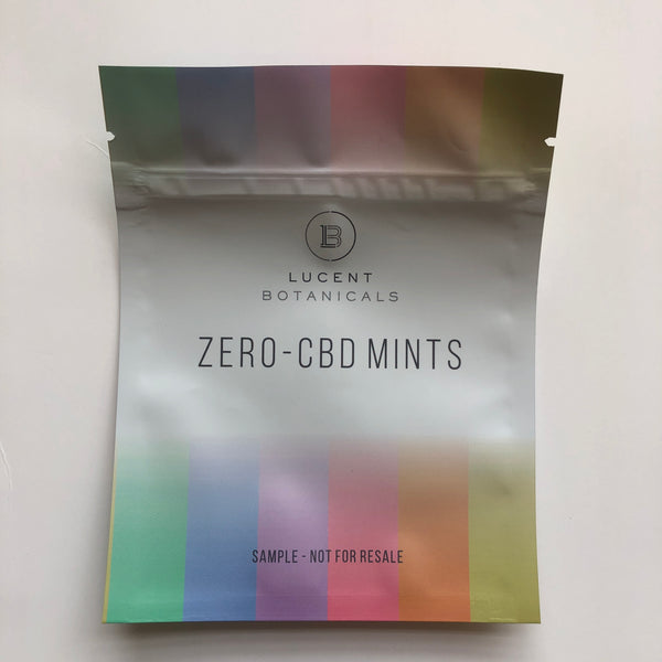 Mood Lift Zero CBD Mints, 300