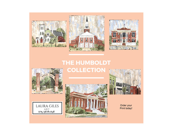 Humboldt Collection Print Pre-Order
