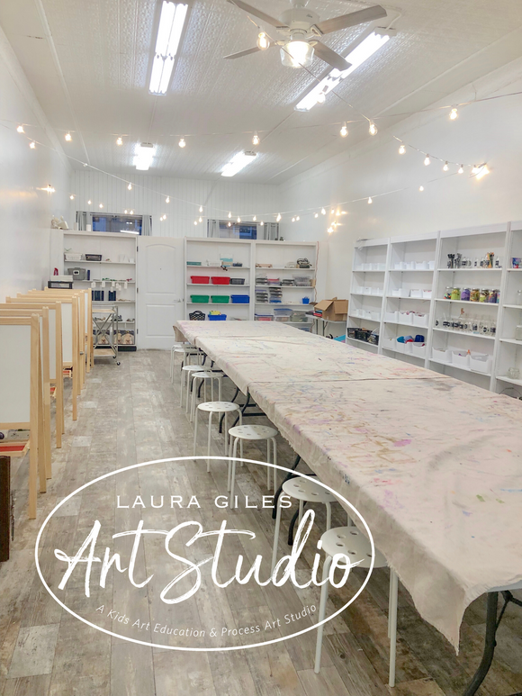 Open Studio- Homeschool