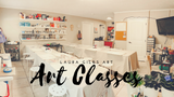 Art Classes PreK-12th