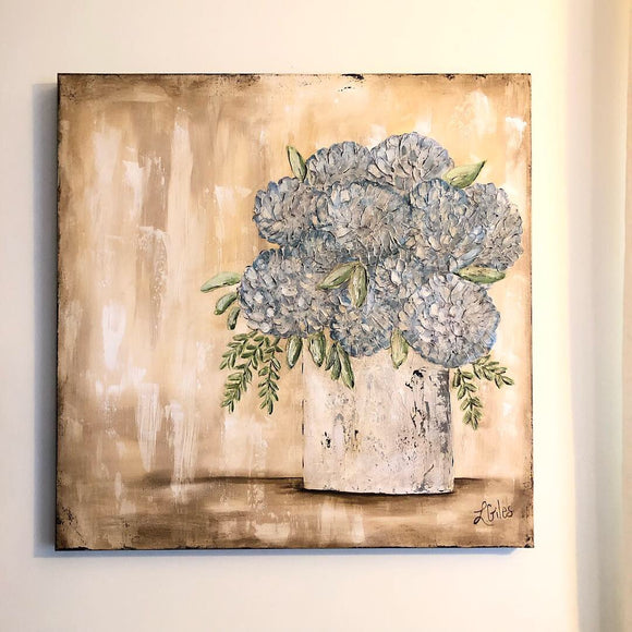 Custom Decor Painting (Florals, etc.) Reservation