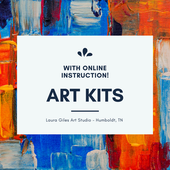 Art Kit 2 (Younger Students)