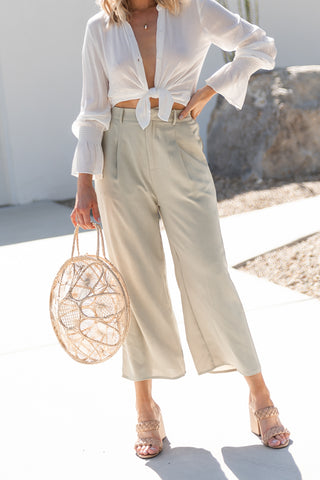 The Perfect High Rise Pant