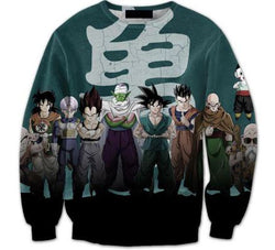 Abrigo Dragon Ball Z