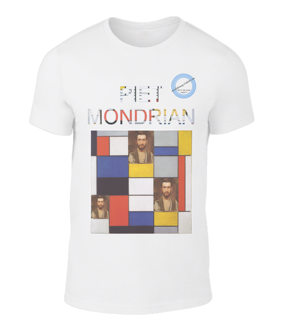 Homage to Piet: composition A - Piet Mondrian