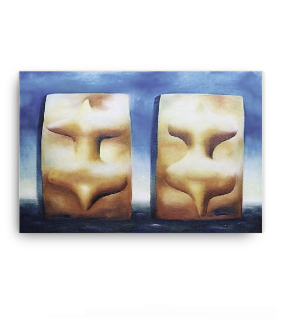 Z Art Abstract No 128 original canvas prints