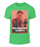 Political visionaries t-shirts: George Orwell - Big Brother