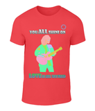 You all shine on - unisex t-shirt