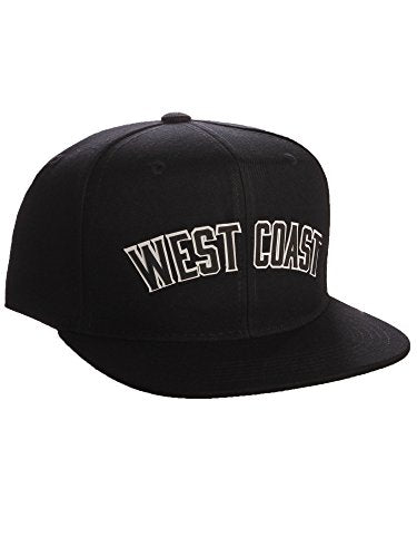 Classic Flat Bill West Coast Hat