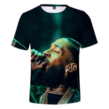 Load image into Gallery viewer, Rapper Nipsey Hussle Printed T-Shirt