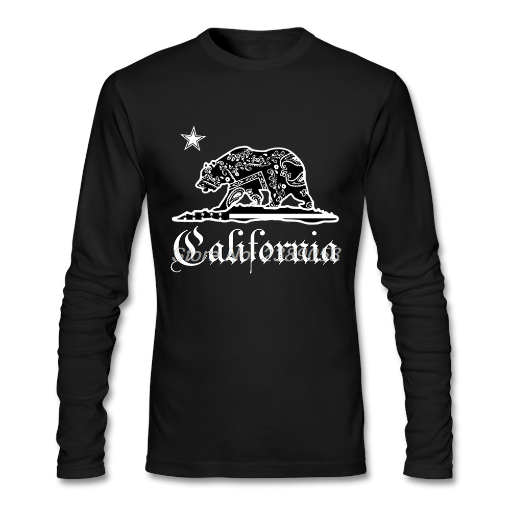 California Branded Long Sleeve Shirt
