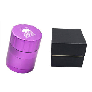 Metal Grinder 42MM 4 Layers With Gift Box
