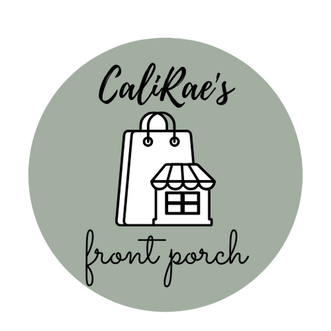 CaliRae's Front Porch Exclusive Vendor (prior to Sept 15)