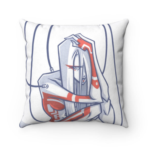 CONNECTED | throw pillow