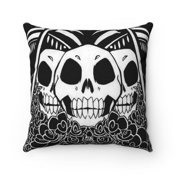 CATRINAS | throw pillow case
