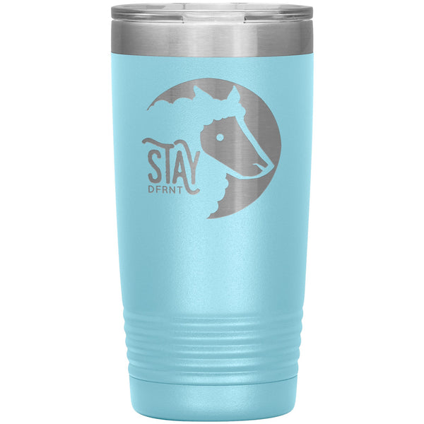 STAY DFRNT BLACK SHEEP - 20 oz tumbler