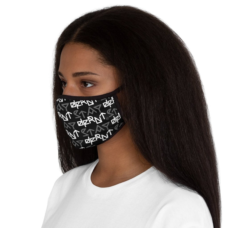 STAY DFRNT DECODED | BGW | fitted face mask